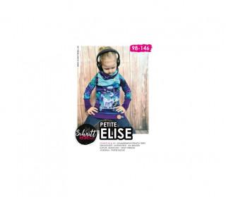 Ebook Hoodie Petite Elise Gr.98-146