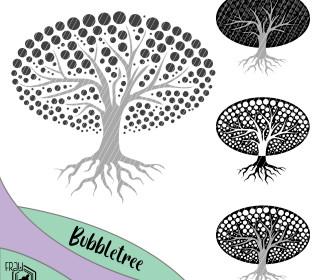 Bubbletree * Baum des Lebens * Frau_Sabse