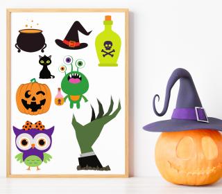 Plotterdatei Halloween Bundle