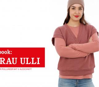 e-book FRAU ULLI  - Pullunder mit V-Ausschnitt, XS - XXL