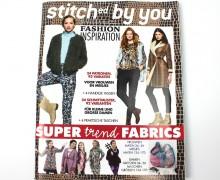 Dein Wunschgeschenk - Stitched by You - Zeitschrift mit Schnittmustern