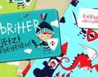 Jersey ElbRitter - Sand - Ritter - Drache