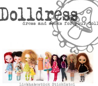 Stick Datei - Dolldress