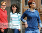 Ebook - Mrs. Klassik - Damenpullover mit Kragen und Kapuze Gr.34-54