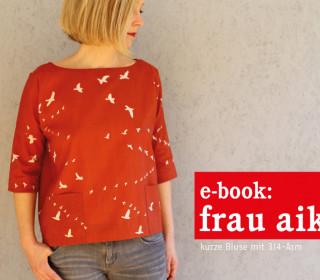 e-book FRAU  AIKO - Bluse  XXS - L