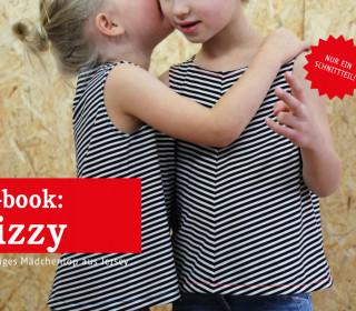 Ebook - Top -  LIZZY Mädchentop - Doppelgrößen 74/80 bis 146/152