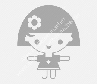 "Plotter Datei ""Treehouse Girl"""