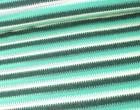 Strickstoff -  Streifen - Strickoptik - Mint