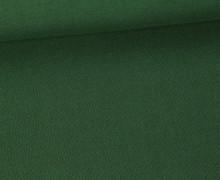 Schöner Baumwollstoff - Uni - 140cm - Tannengrün