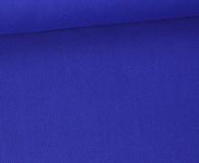 Schöner Baumwollstoff - Uni - 140cm - Royalblau