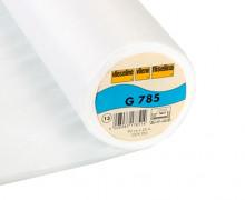 1 Meter Vlieseline - G 785 - Freudenberg - Weiß