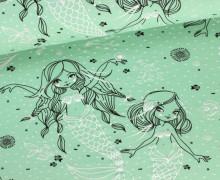 Jersey - Water Symphony - Meerjungfrau - NIKIKO - Mint