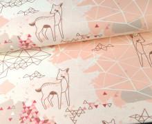 Sommersweat - Oh my Deer - Glitzer - NIKIKO