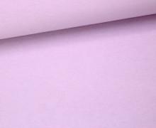 Jersey - Uni - ca. 150cm - Lavendel Pastell