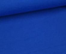Jersey - Uni - ca. 150cm - Royalblau