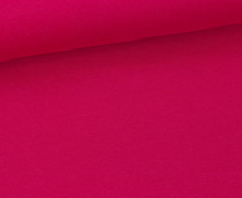Sommersweat - Uni - 150cm - Fuchsia