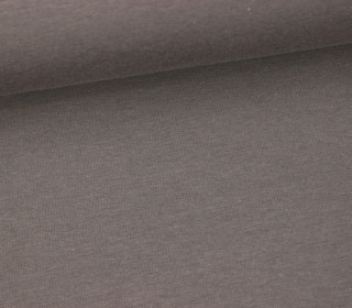 Sommersweat - Uni - 150cm - Taupe