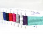 1m Kordel - Hoodiekordel - Gedreht - 7mm - Violett