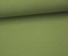 Jersey - Uni - ca. 150cm - Olivgrün Hell