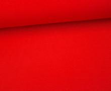 Jersey - Uni - ca. 150cm - Rot