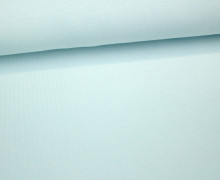 Jersey - Uni - ca. 150cm - Eisblau