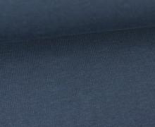 Jersey – Uni – ca. 150cm – Schwarzblau