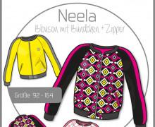 Schnittmuster - Neela - Blouson - 92-164 - Ki-Ba-Doo
