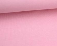 Sommersweat - Uni - 150cm - Babyrosa