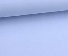 Sommersweat - Uni - 150cm - Babyblau