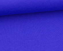 Sommersweat - Uni - 150cm - Royalblau