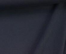 Kuschelsweat - Uni - 160cm - Schwarzblau