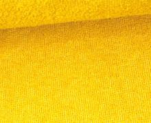 Frottee - Uni - 140cm - Gelb