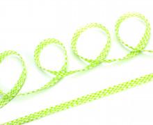 3 Meter Paspelband/Biesenband - Vichy - Karo - Grün