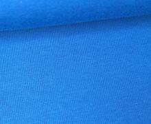 Jersey - Uni - ca. 150cm - Blau