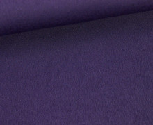 Fashionstoff - Blusenstoff - Uni - Violett