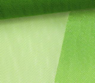 Tüllstoff - Nylon - 140 cm - Maigrün