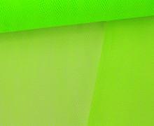 Tüllstoff - Nylon - 140 cm - Neongrün