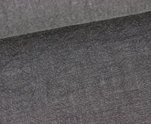 Leinen - gewaschen - Waschleinen - Grau