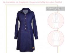 Schnittmuster - Jeanskleid - No.26 - Women - 34-50 - lillesol&pelle