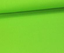 Canvas Stoff  - feste Baumwolle - uni - Hellgrün