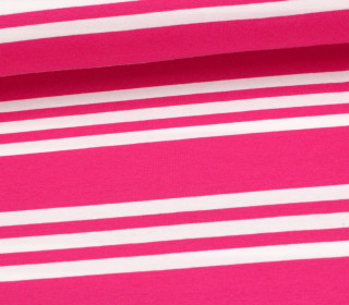 Jersey - Three Stripes - Pink