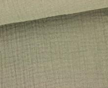 Musselin Lotta - Muslin - Uni - Double Gauze - Schnuffeltuch - Windeltuch - Beige
