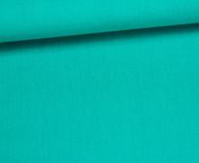 Baumwollstoff - Uni - 150cm - Petrol