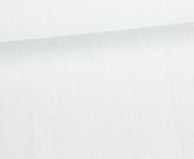Leinen - gewaschen - Waschleinen - Weiß