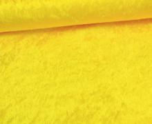 Samt - Pannesamt - uni - Gelb