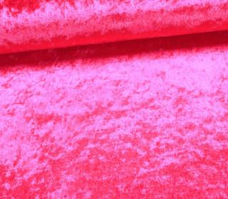 Samt - Pannesamt - uni - Pink