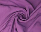 Blusenstoff - Javanaise - Uni - Violett