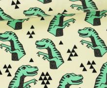 Jersey - Dino - Tyrannosaurus - Andrea Lauren - Creme