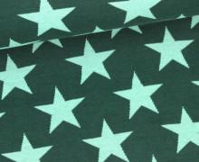 Bio-Jacquard - Into the Wild - Under the Stars - Hamburger Liebe - Tannengrün