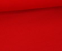 Jersey - Uni - Hochwertig - 150cm - Rot